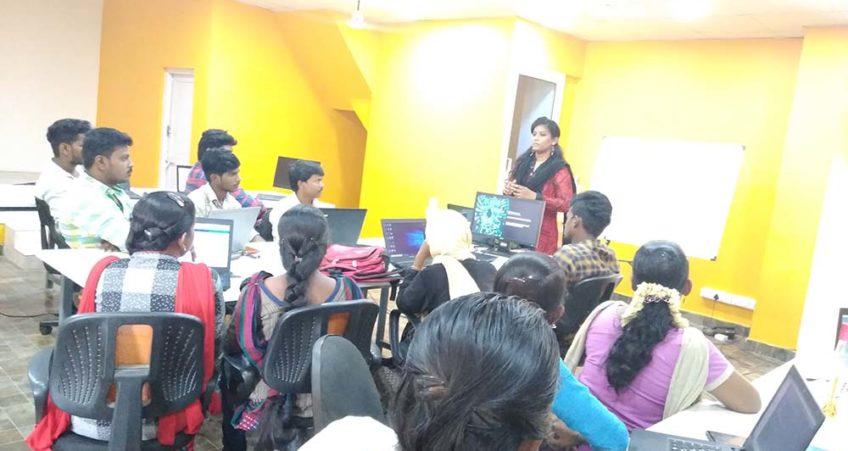 Internship in Tirunelveli – Mobile App development