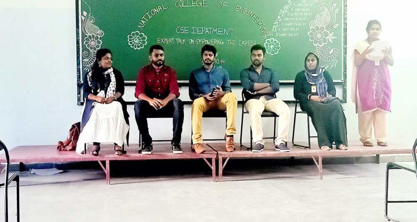Seminar at National College of Engineering